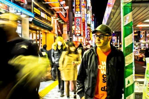 Giu in Shinjuku
